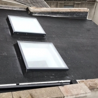 Flat Roofing - After